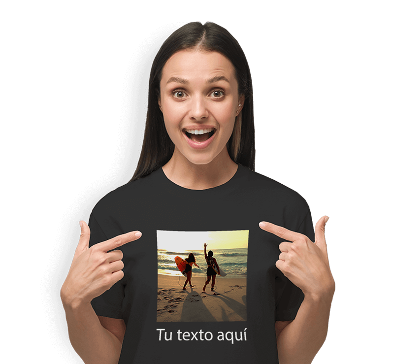 Imagen para la categoría Foto Camisetas