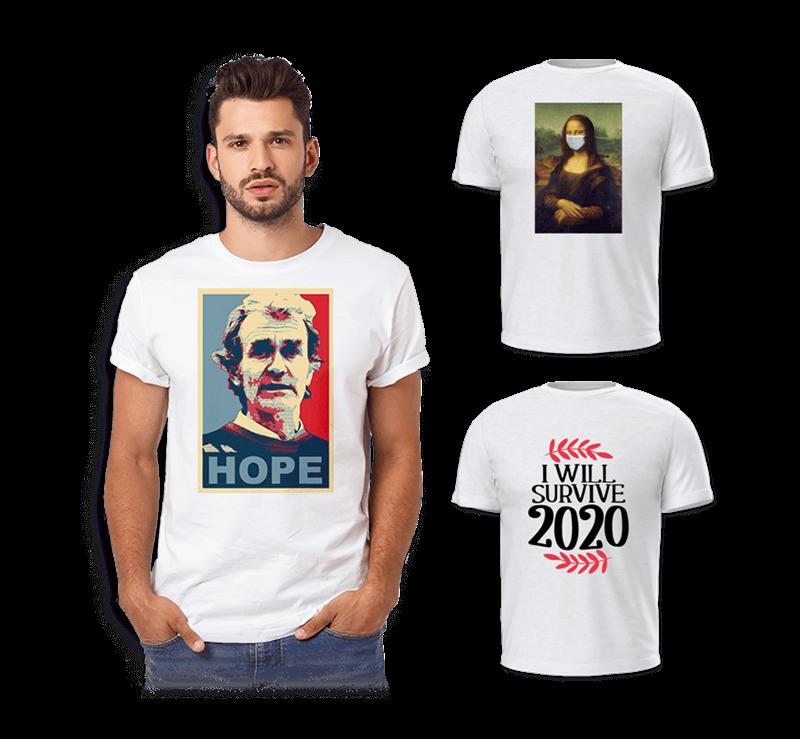 Imagen para la categoría Camisetas de apoyo