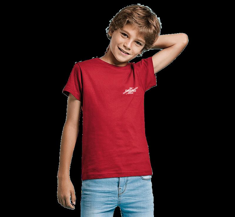 Imagen para la categoría Camisetas Manga Corta Niño